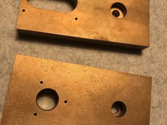 Glockenbronze SME 3012 und Ortofon 297