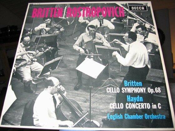 Decca SXL 6138