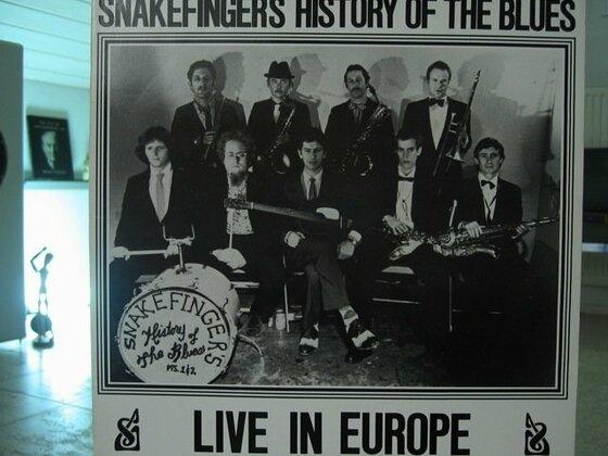 Snakefinger Blues