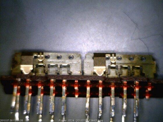 Eingangswahlschalter Luxman C-02