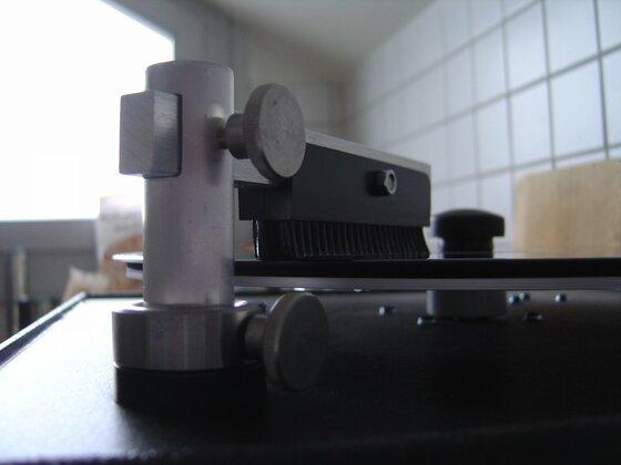 Bürstenarm (DIY) für Okki Nokki