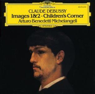Cover Debussy Images mit Arturo Benedetti Michelangeli