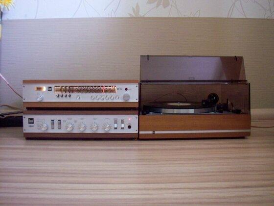 Dual Setup um 1970