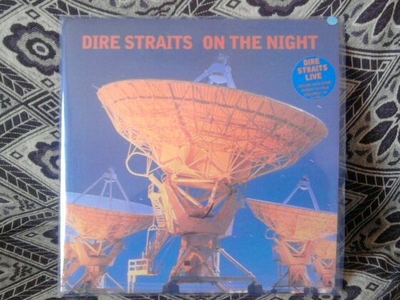 """Dire Straits """"On the night"""""""