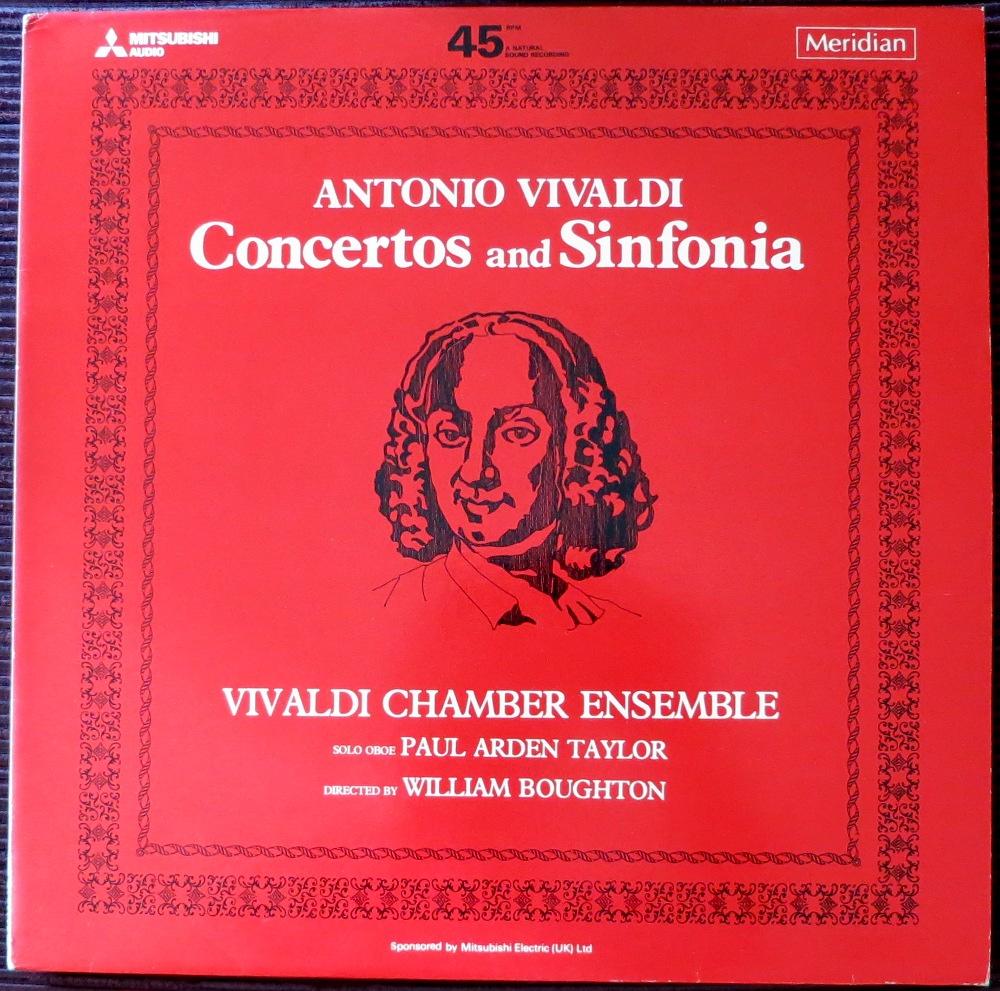 Antonio Vivaldi: Concertos and Sinfonia