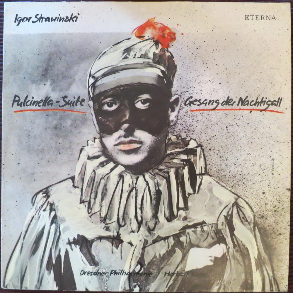 Igor Strawinski: Pulcinella-Suite, Gesang der Nachtigall
