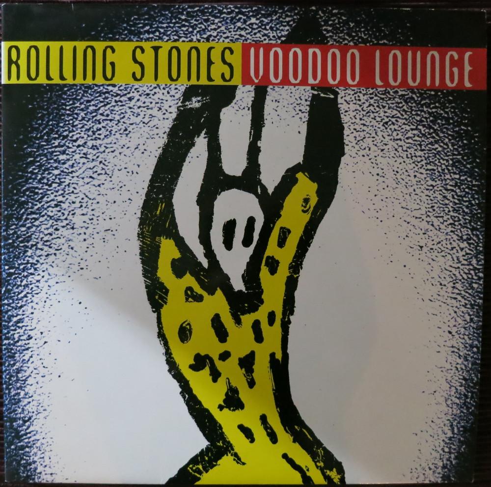 """Rolling Stones: """"voodoo lounge"""""""