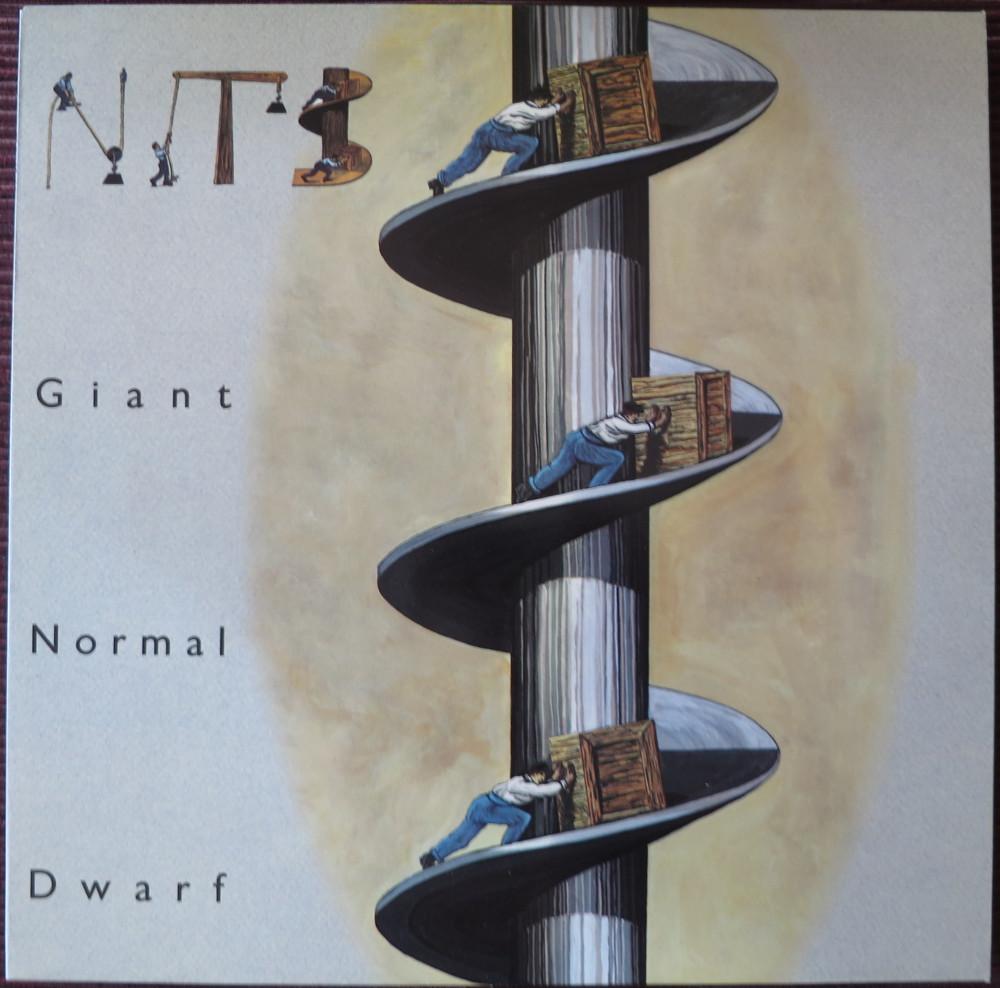 "Nits: ""giant normal dwarf"""