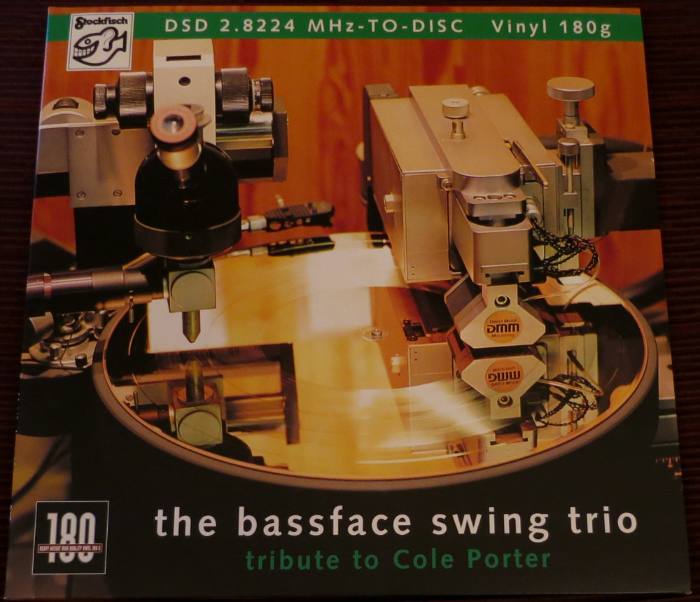 """the bassface swing trio: """"tribute to cole porter"""""""