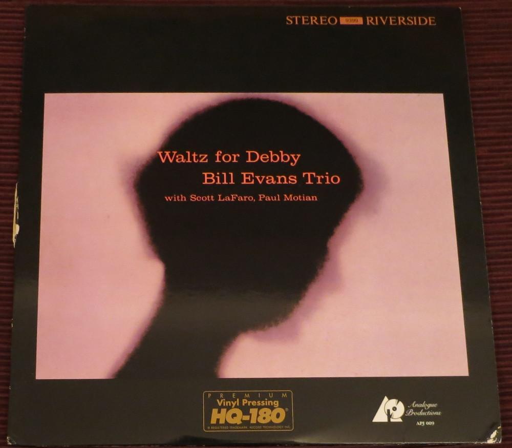 "Bill Evans Trio: ""waltz for debby"""