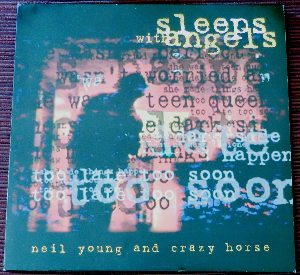"""Neil Young and Crazy Horse: """"sleeps with angels"""""""
