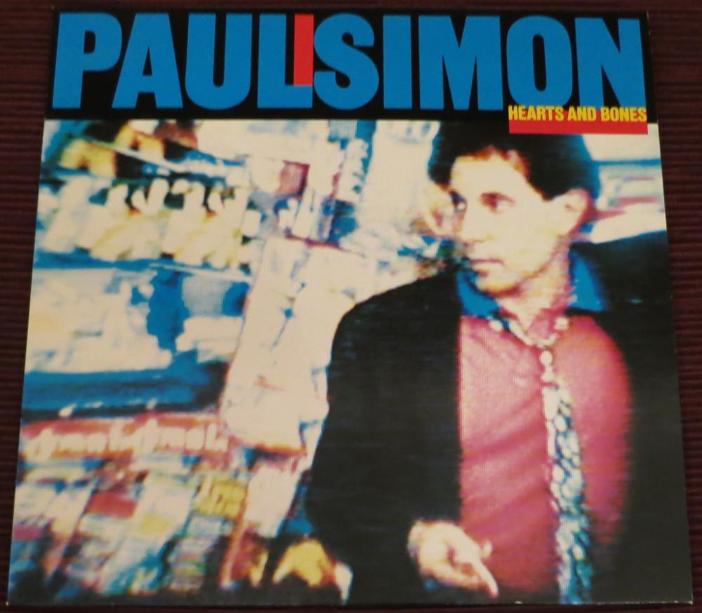 "Paul Simon: ""hearts and bones"""