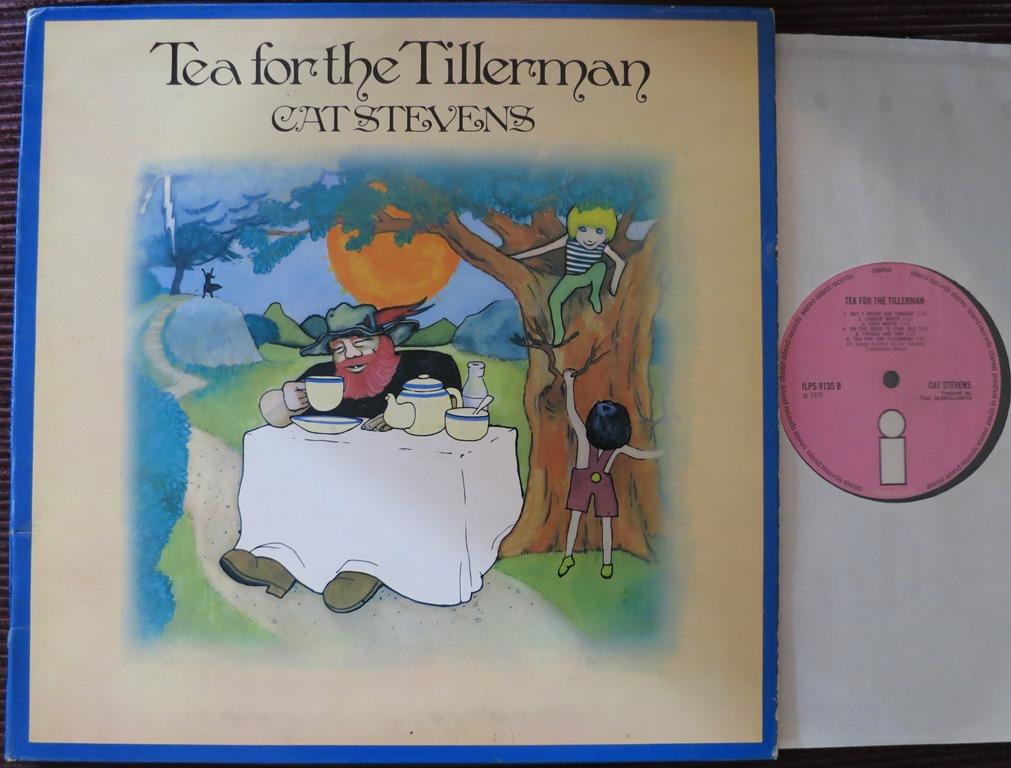 """Cat Stevens: """"tea for the tillerman"""""""