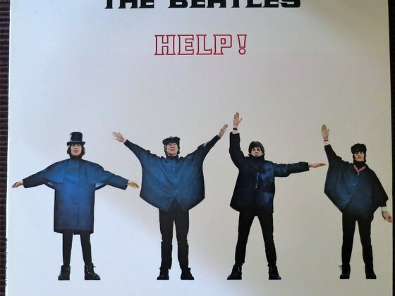 "The Beatles: ""help!"""