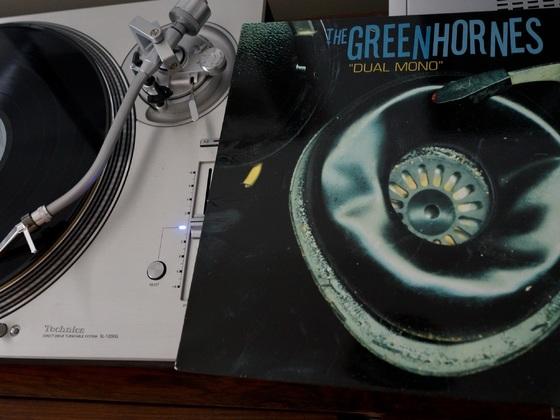 The Greenhornes – Dual Mono