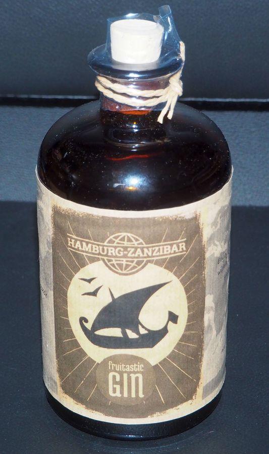 Gin Hamburg-Zanzibar