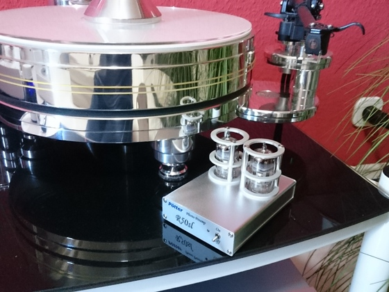 Pötter MM Phono Preamp