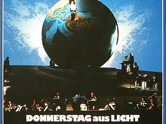 """LP-Box """"Donnerstag aus Licht"""" von Karlheinz Stockhausen"""