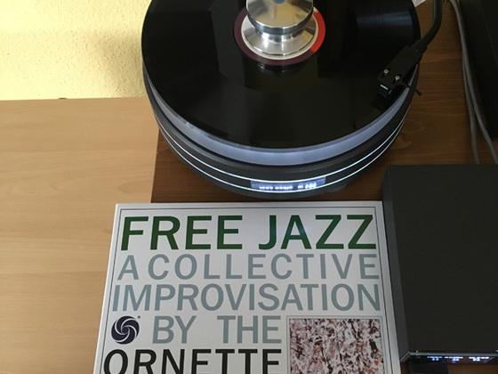 Ornette Coleman - Free Jazz - ORG | rann audio w303
