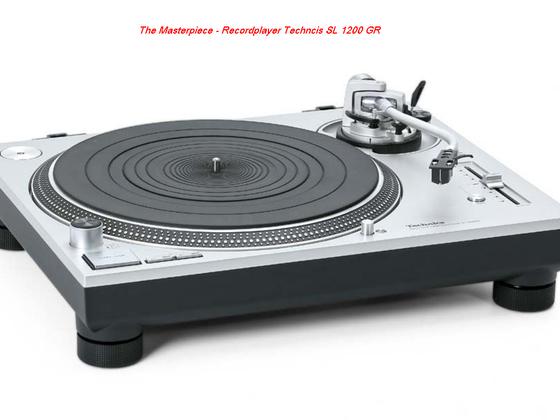Technics SL1200 GR