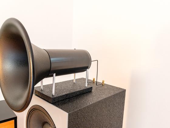 Stereo Lab Horn + Treiber