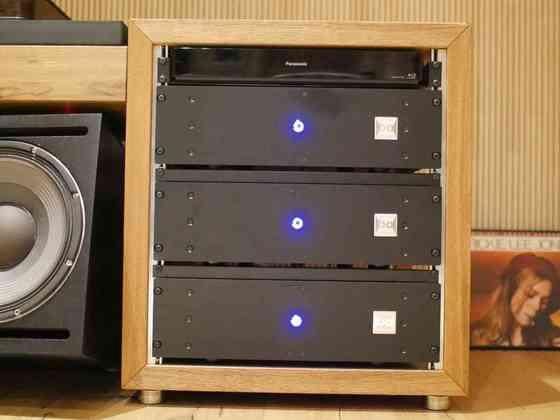 Bohne Audio BB-18 Stereo und Center BB-12: Endstufen