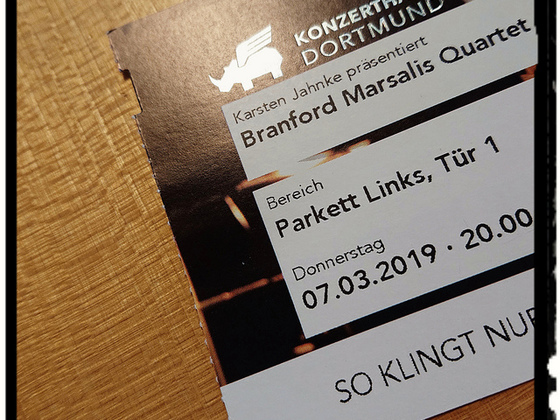 Branford Marsalis Quartett