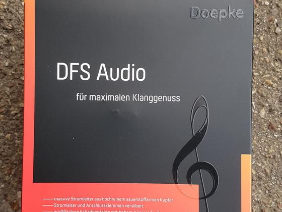 Doepke FI für Audioanwendung