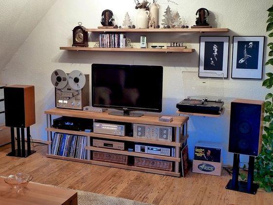 Wohnzimmer - neu