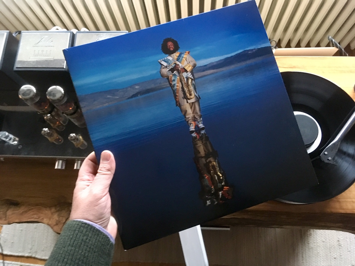Kamasi Washington- Heaven-And-Earth