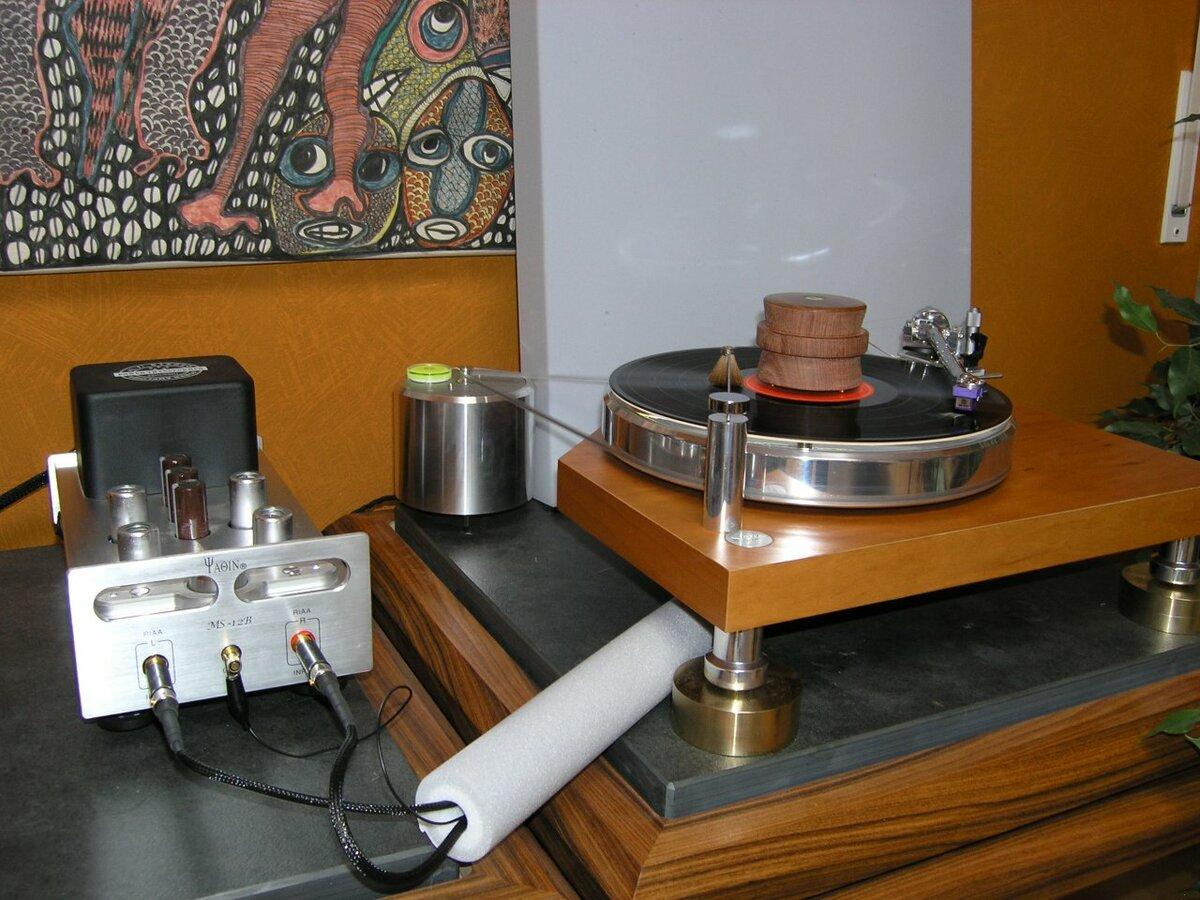 Welches Material Als Basis Fur Plattenspieler Phono Allgemein