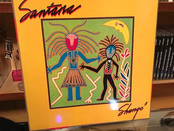 Santana - Shango