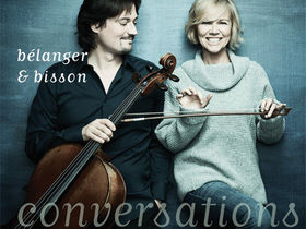 Anne Bisson & Vincent Belanger - Conversations