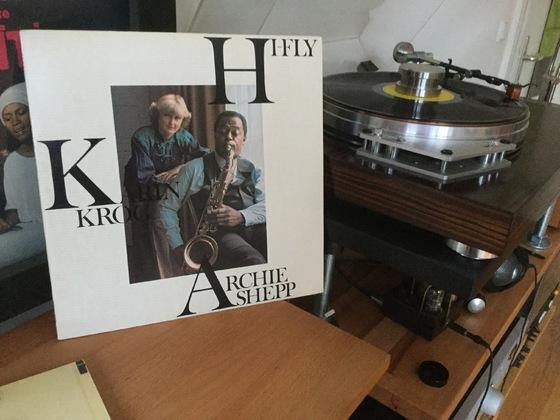 Karin Kroog & Archie Shepp