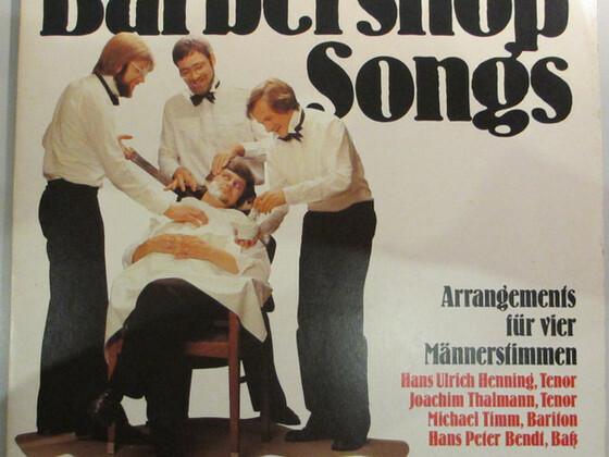 Barbershop Songs MD & G