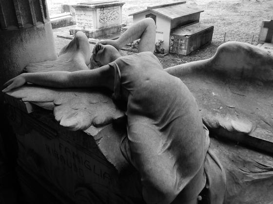 angel staglieno italy