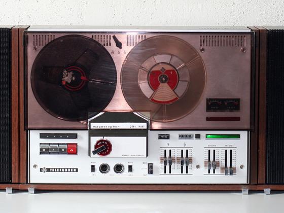 meine 1ste Stereoanlage