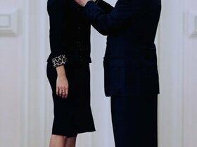 Anna Netrebko und Vladimir Putin