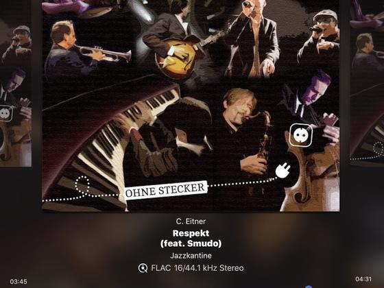 Jazzkantine - ohne Stecker