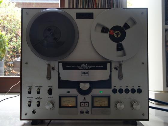 AKAI GX-265D