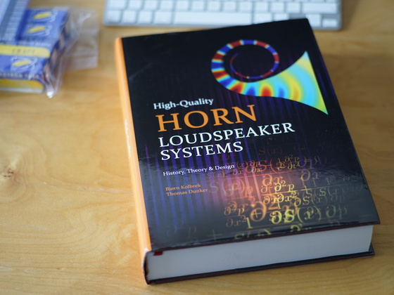 Buch: High-Quality Horn Loudspeaker Systems