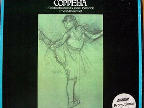 Coppélia - Ansermet