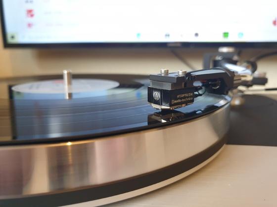 Audio Technica 33PTG II