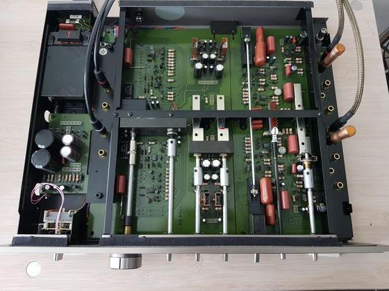 Sony TAE86B - nach Revision