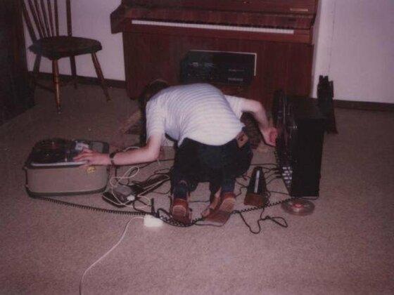 Tonbandexperimente 1981 - mit Tandberg TD 20 A und Grundig TK 35