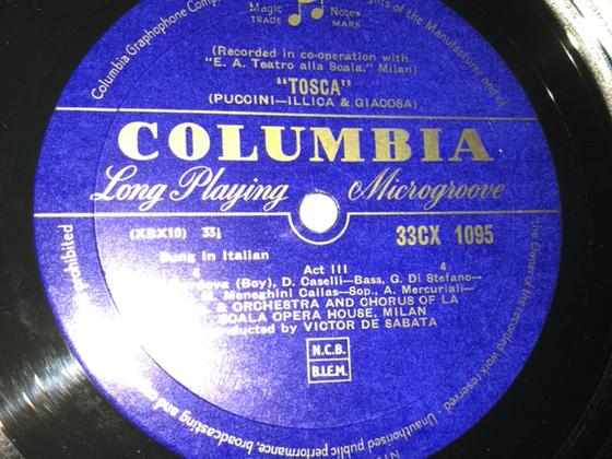 Tosca Columbia 2