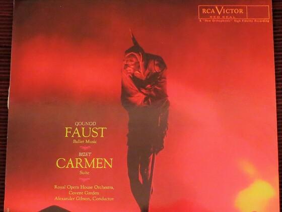 Gounod: Faust, Bizet: Carmen Suite