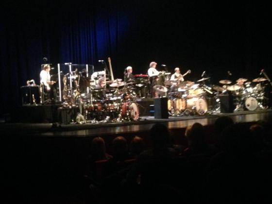 King Crimson. 24.06.2018 , Wiener Stadthalle
