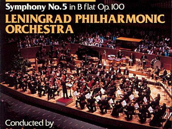 Prokofiev: 5. Sinfonie mit Jansons