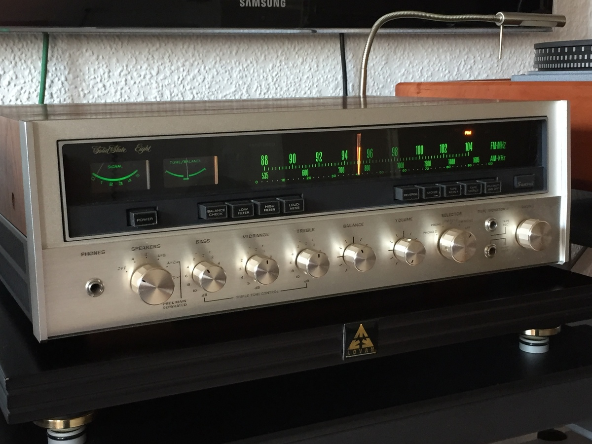 Sansui Eight